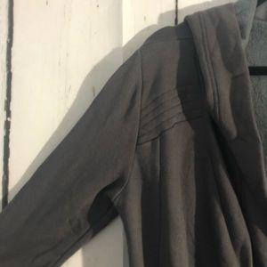 Betabrand Tops - Betabrand • Silk and Cashmere Blend Cirrus Wrap